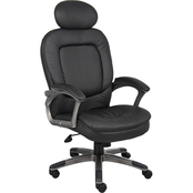 Presidential Seating Executive High Back Pillowtop Office Chair with Headrest