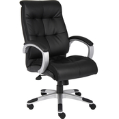 Presidential Seating LeatherPlus Executive High Back Chair