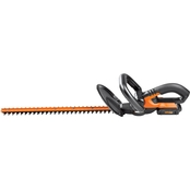 WORX 20 in. Cordless 20V Li-ion Hedge Trimmer