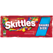 Skittles Original Fruity Share Size Candy 4 oz.