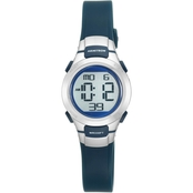 Armitron Women's Sport Digital Chronograph Matte Resin Strap Watch 27mm 45/7012