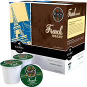 Tully's Coffee French Roast Extra Bold Dark Roast Keurig K-Cup 18 pk.
