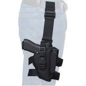 Bulldog Cases Medium/Large Frame Pro Tactical Leg Holster
