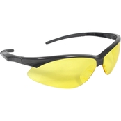Radians Outback Clear Lens Glasses with Cord