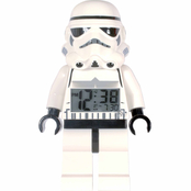 LEGO Star Wars Stormtrooper Mini Figure Clock