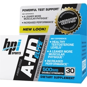 BPI Sports A HD 250mg Ultra Concentrated Testosterone Support 28 Ct.
