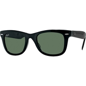 Ray-Ban Folding Wayfarer Sunglasses RB4105