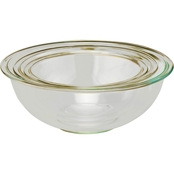 Pyrex Prepware 3 Pc. Mixing Bowl Set