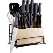 Simply Perfect 25 pc. Stainless Steel Cutlery Set