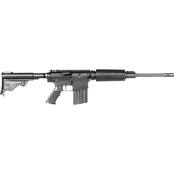 DPMS Oracle 308 Win 16 in. Barrel 19 Rds Rifle Black