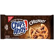 Nabisco Chips Ahoy! Chunky Chocolate Chip Cookies, 11.8 oz.