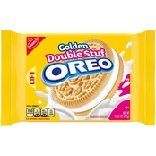 Nabisco Oreo Double Stuff Golden Cookies 15.25 oz.