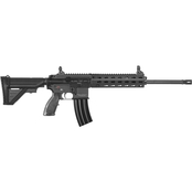 HK MR556-A1 556NATO 16.5 in. Barrel 30 Rnd Rifle Black