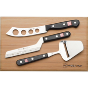 Wusthof Gourmet 4 pc. Cheese Knife Set