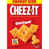 Cheez-It Original Baked Snack Crackers