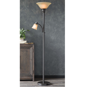 Simply Perfect Torchiere with Reading Light