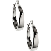 Nine West Classic Medium Hoops