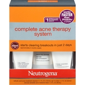 Neutrogena Acne Kit Complete Acne Therapy System