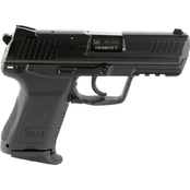HK HK45C 45 ACP 3.94 in. Barrel 8 Rds 2-Mags Pistol Black