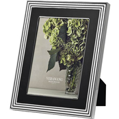 Wedgwood by Vera Wang With Love Noir 8 in. x 10 in. Photo Frame