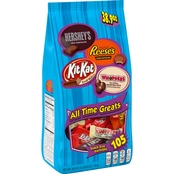 Hershey's All Time Greats Assorted Snack Size Candies
