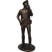 Terrance Patterson Gallery, Ltd. Law Enforcement Statue