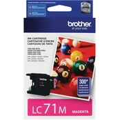 Brother LC71MS Magtenta Ink Cartridge