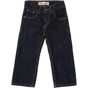 Levi's 549 Toddler Boys Relaxed Straight Jeans