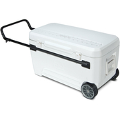 Igloo Glide Pro 110 qt. Cooler with Wheels