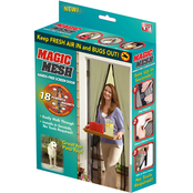 As Seen on TV Magic Mesh Hands Free Screen Door