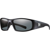 Smith Optics Hideout Sunglasses HD HDTPCGY22BK