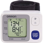 Omron 3 Series Wrist Blood Pressure Monitor, BP629N