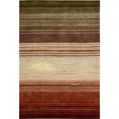 Nourison Fall Reflection Rug, Forest
