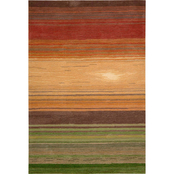 Nourison Sunset Rug, Harvest