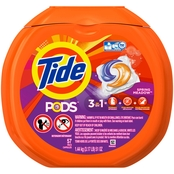 Tide Pods Spring Meadow Laundry Detergent Pacs 57 pk.