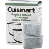 Cuisinart Set of 2 Replacement Charcoal Water Filters