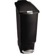 simplehuman 40L Slim Step Trash Can