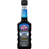STP High Mileage Fuel Injector Cleaner 5.25 oz.
