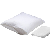 AllerEase Cotton Comfort Pillow Encasements 2 pk.