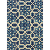 Oriental Weavers Caspian Area Rug, Blue