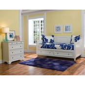 Home Styles Naples Daybed and Chest 2 pc. Set