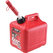 Midwest Can Company 2 Gal. 8 Oz. Portable Gas Can