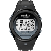 Timex Men's Ironman Triathlon 10 Lap Sports Watch 5K608CB