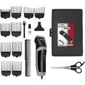 Wahl Dual Voltage Worldwide Voltage 17 pc. Clipper Kit