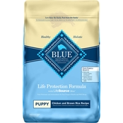 Blue Buffalo Chicken and Brown Rice Puppy Food