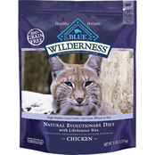 Blue Buffalo Blue Wilderness Chicken Adult Cat Food, 6 Lb.