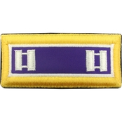 Army CPT Civil Affairs Male Shoulder Straps