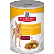 Science Diet Adult Dog Savory Stew Wet Dog Food