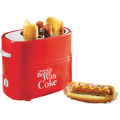 Nostalgia Electrics Coca-Cola Series Pop Up Hot Dog Toaster