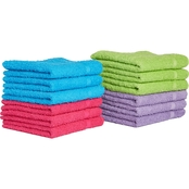 Simply Perfect 12 in. x 12 in. Washcloth 3 Pk.